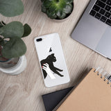 Love My Hooman iPhone Case
