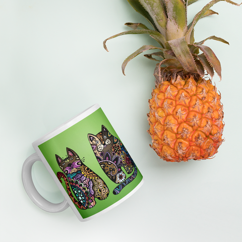 Best Cat Friend Mug