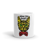 Meow You doin Mug - TheCatsPlaceStore