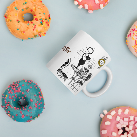 Drink Coffee With Me Mug
