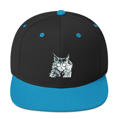 Dress To Impress Snapback Hat - TheCatsPlaceStore