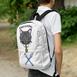 Purrfessional Cat Backpack