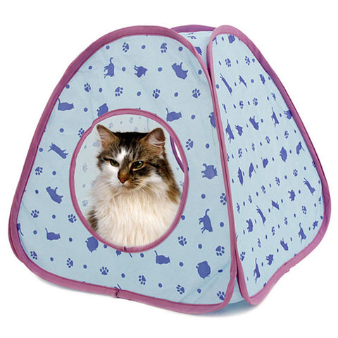 Lovely Cat tent - TheCatsPlaceStore