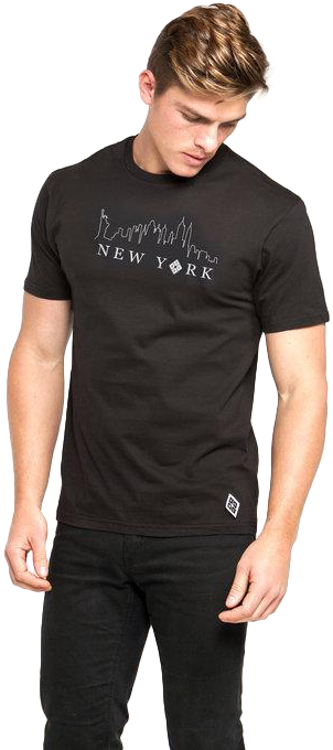 City Tribute Tee NY