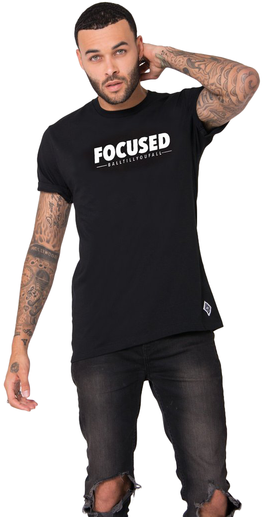 Focused Tee