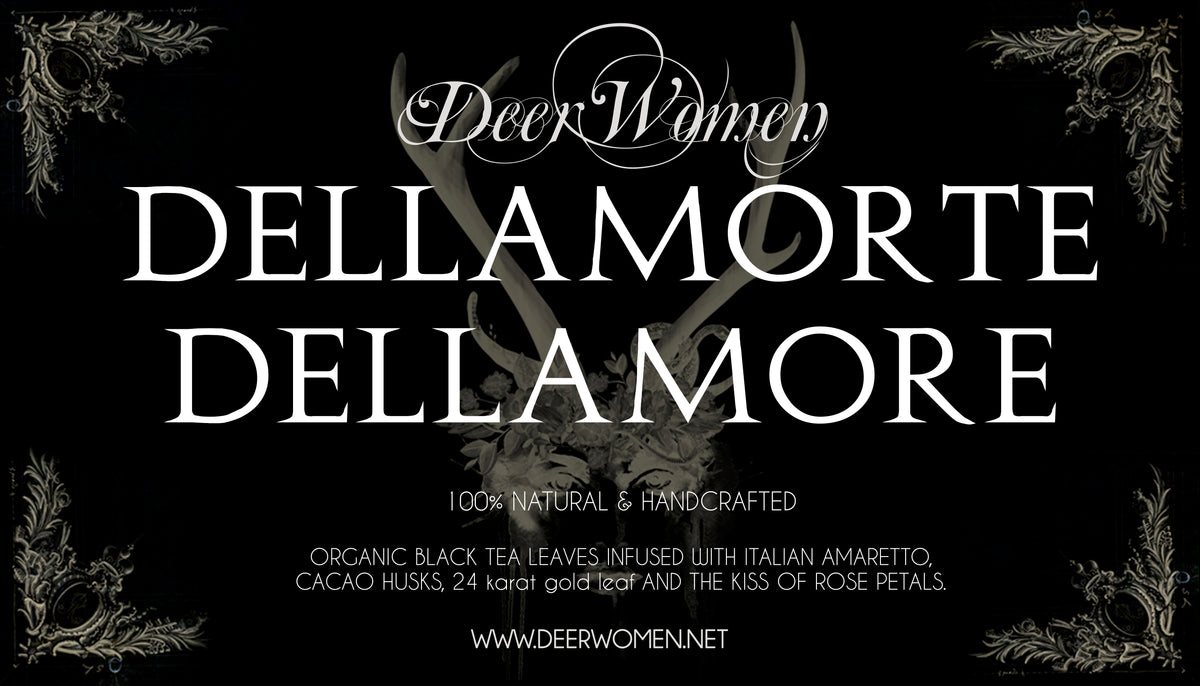 Dellamorte Dellamore - Black Amaretto Tea