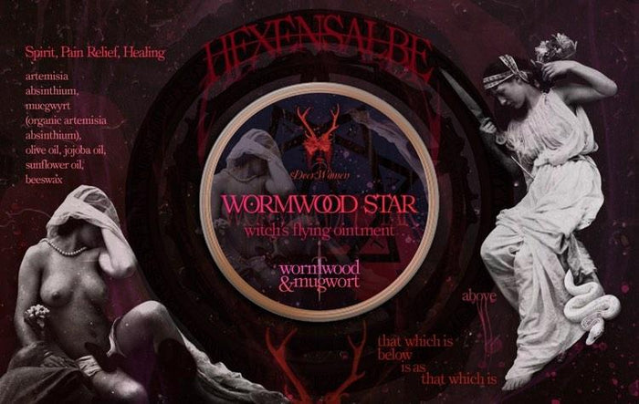 Wormwood Star - Flying Ointment