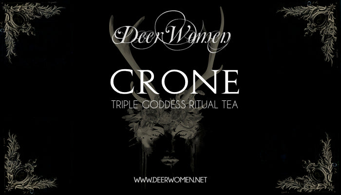 Pre-Order CRONE - Ritual Tea for the Dark Moon