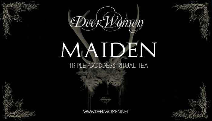 MAIDEN - Ritual Tea for the Moon Cycle