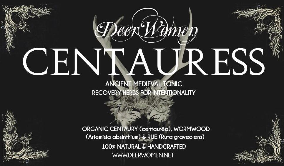 Centauress - Medieval Tonic for Intentionality & Cleansing