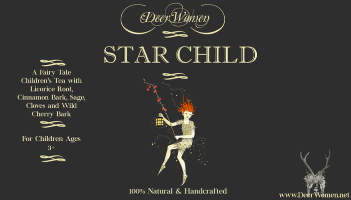 Star Child - A Fairy Tale Children's tea