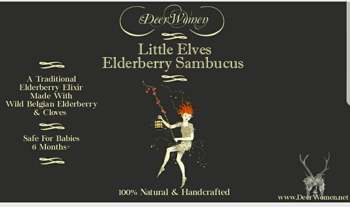 Little Elves Elderberry - Seasonal