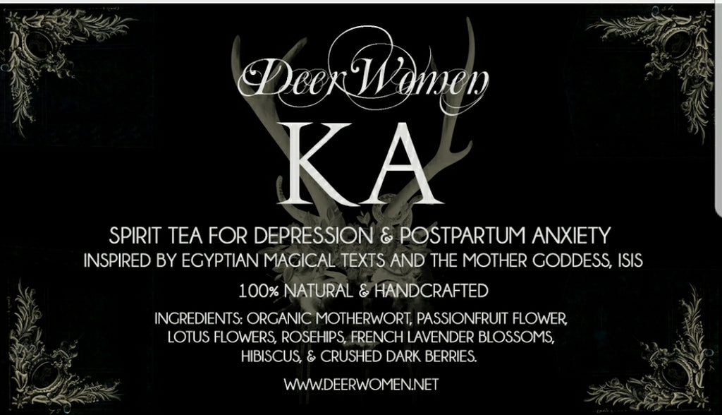 KA - a Spirit Blend for depression & postpartum