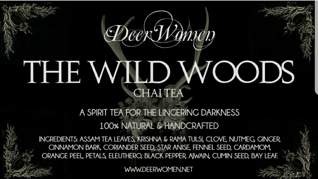The Wild Woods Chai