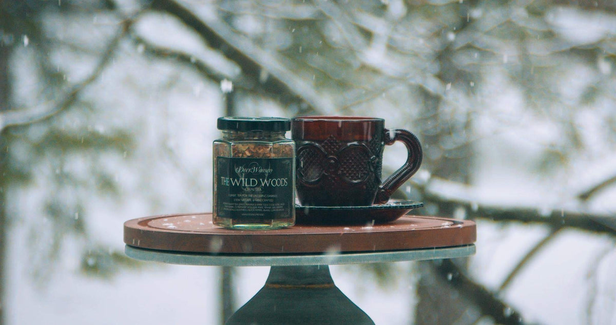The Wild Woods Chai - Traditional Medicinal Chai