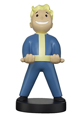 Cable Guy - Vault Boy - Controller and Device Holder - Nerd Gear Lab