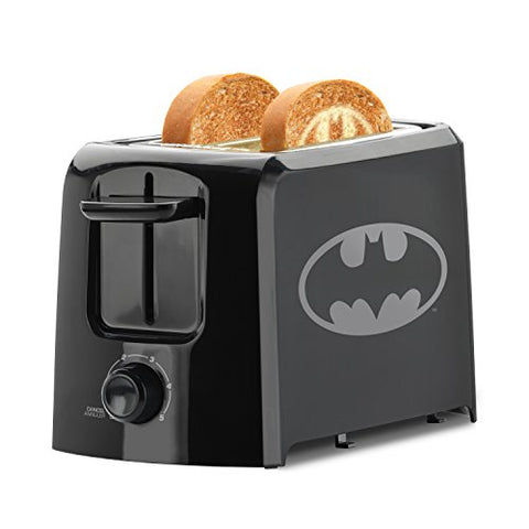 DC Batman 2-Slice Toaster