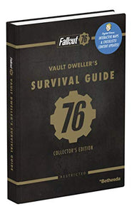 Fallout 76: Official Collector's Edition Guide - Nerd Gear Lab