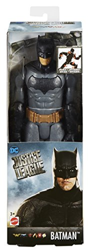 "DC Justice League True-Moves Series Batman Figure, 12"" - Nerd Gear Lab"
