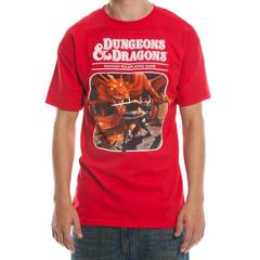 Dungeons and Dragons Third Edition T-Shirt - Nerd Gear Lab
