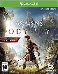 Assassin's Creed Odyssey Standard Edition - Xbox One - Nerd Gear Lab