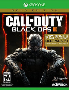Call of Duty: Black Ops III - Gold Edition - Xbox One - Nerd Gear Lab
