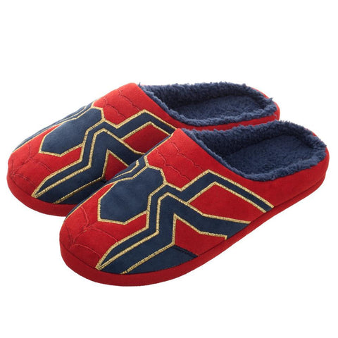 Marvel Avengers Iron Spider Slippers - Nerd Gear Lab