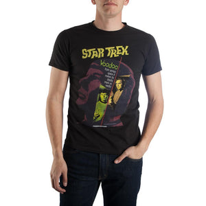 Star Trek Voodoo Planet T-Shirt-Nerd Gear Lab