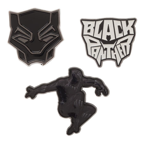 Marvel Black Panther Lapel Pins - Nerd Gear Lab