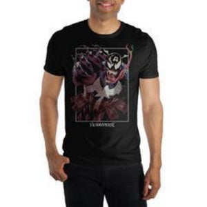 Venomverse Symbiote Captain America Venomized Shirt - Nerd Gear Lab