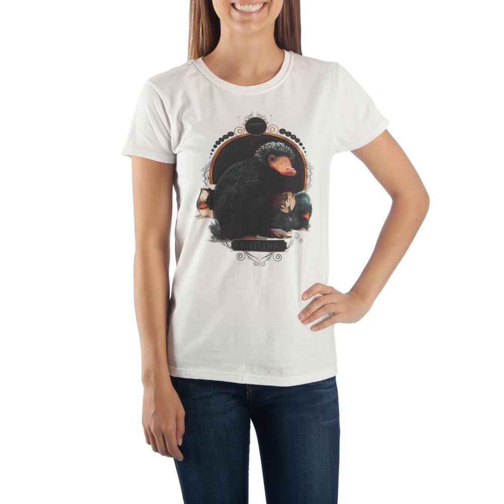 Fantastic Beasts Niffler T-Shirt - Nerd Gear Lab