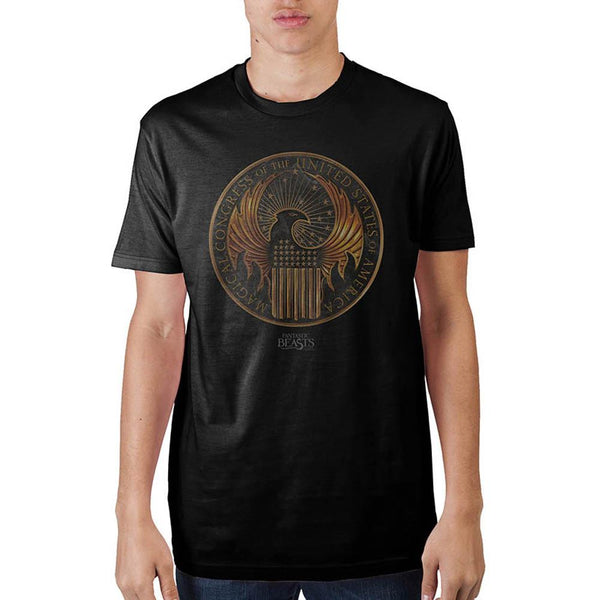 Fantastic Beasts Macusa T-Shirt - Nerd Gear Lab