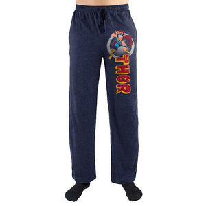 Marvel Comics Thor Print Men's Lounge Pants - Nerd Gear Lab