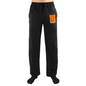 COD Call Of Duty BO Black Ops 3 Print Men's Lounge Pants - Nerd Gear Lab
