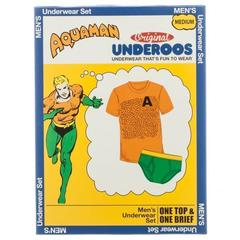 DC Comics Aquaman Underoos - Nerd Gear Lab