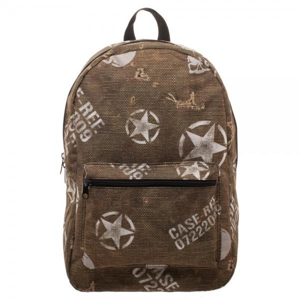 Call Of Duty WWII All Over Print Backpack - Nerd Gear Lab