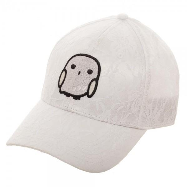Harry Potter Lace Hedwig Dad Hat - Nerd Gear Lab