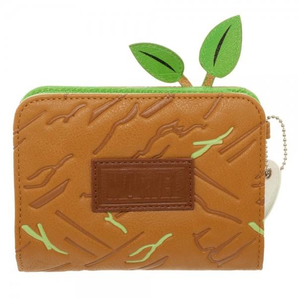Guardians of the Galaxy Groot Zip Wallet - Nerd Gear Lab