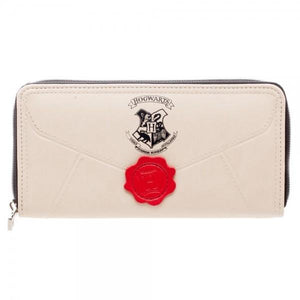 Harry Potter Letter Zip Around Wallet - Nerd Gear Lab