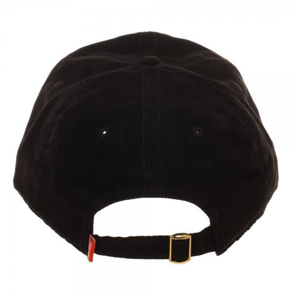 Deadpool Leather Label Suede hat - Nerd Gear Lab