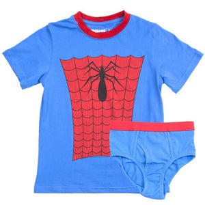 Marvel Spiderman Boys Underoos-Nerd Gear Lab