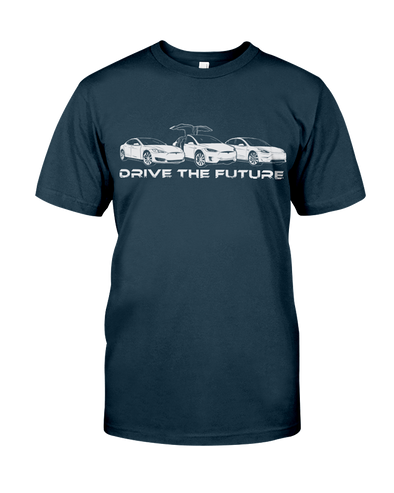 Drive The Future - Tesla