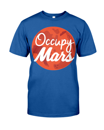Occupy Mars - SpaceX