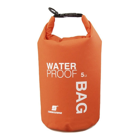 5L Ultra-portable Outdoor Travel Waterproof Dry Bag for Rafting, Fishing, Kayaking