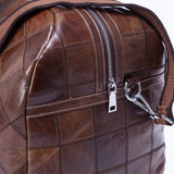 MVA Men Travel Bags Genuine Leather Suitcases Traveling Bags Messenger