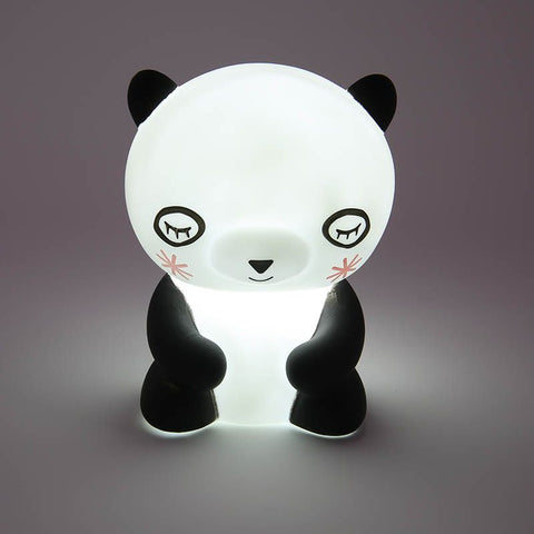 Cute Panda Night Lamp for Kids