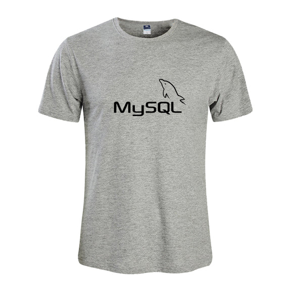 MySQL T-Shirt for Geeks & Nerds - Available in 6 variants