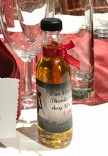 West Country Honey Mead Wedding Favour