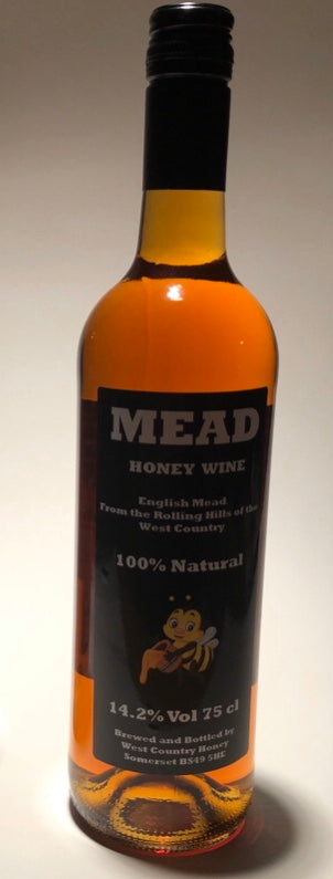 West Country Honey Traditional Mead