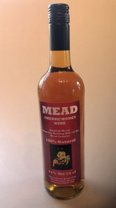 West Country Honey Cherry Mead